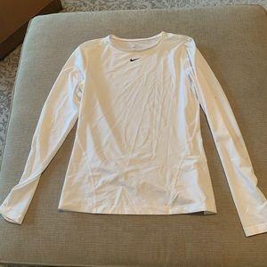 Nike long sleeve drifit